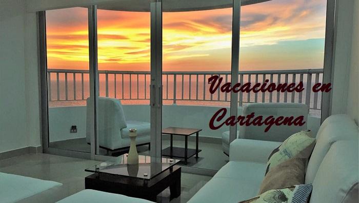 Apartamentos y alquileres vacacionales en Cartagena