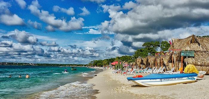 Zonas paradisíacas favoritas de los turistas
