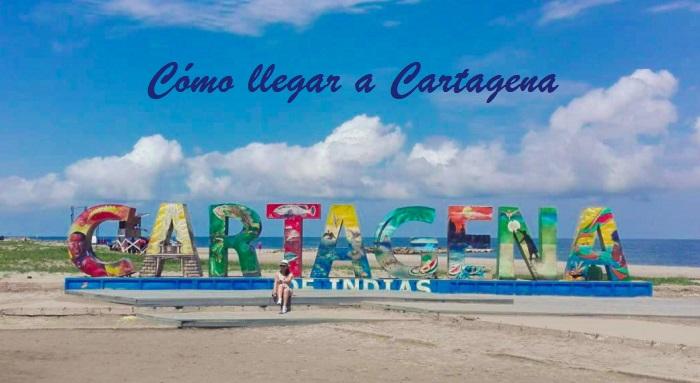 Cómo llegar a Cartagena