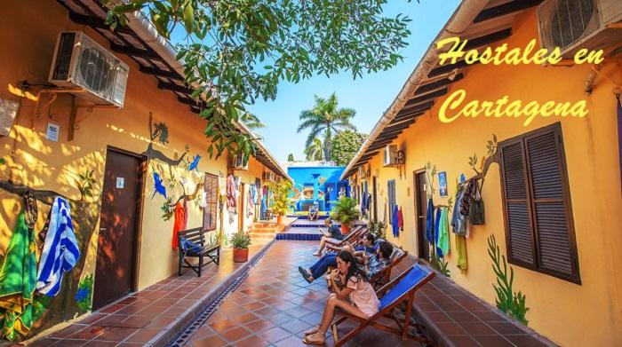 Hostales en Cartagena de Indias