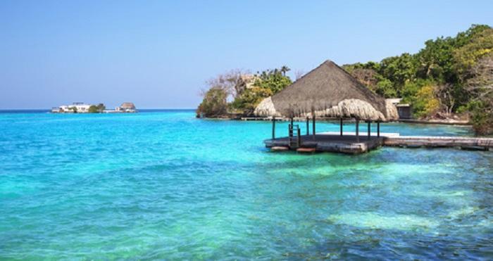 Cristalinas playas caribeñas y la abundante naturaleza