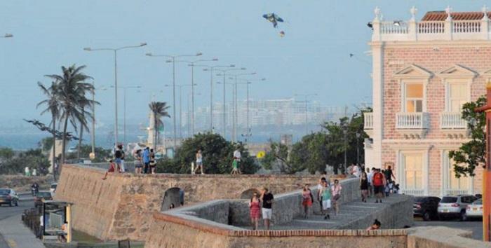 Llena de historia, es el corazón de Cartagena