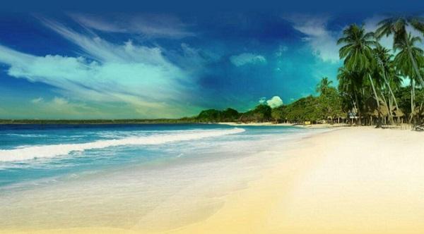 Playas de belleza extraordinaria