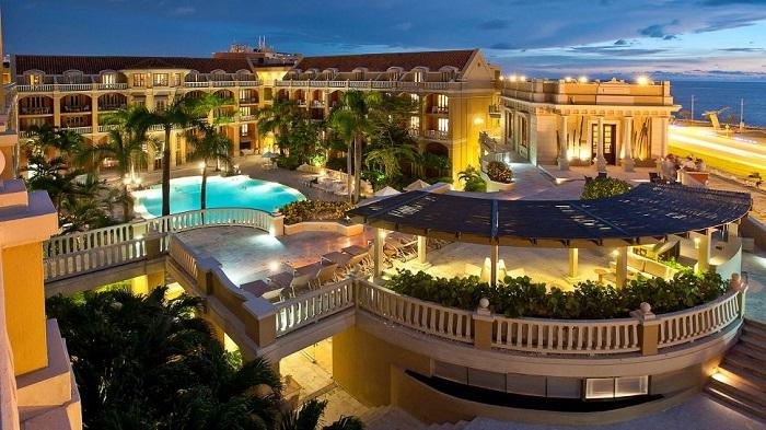 Combina su estructura colonial con maravillosos placeres